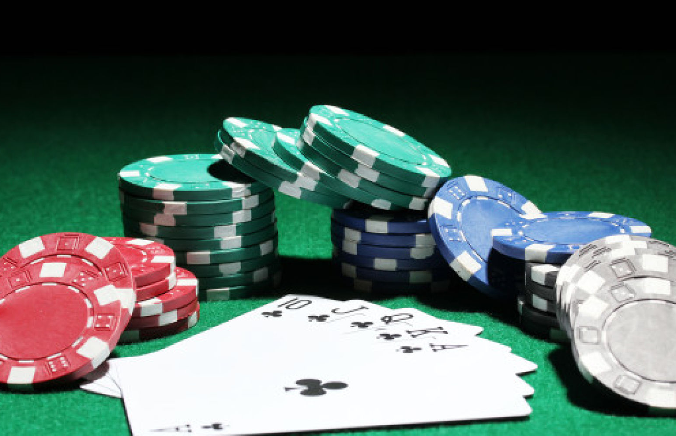 Constructing A 1-million Poker Game For'Live In The Motorcycle' Los Angeles Times