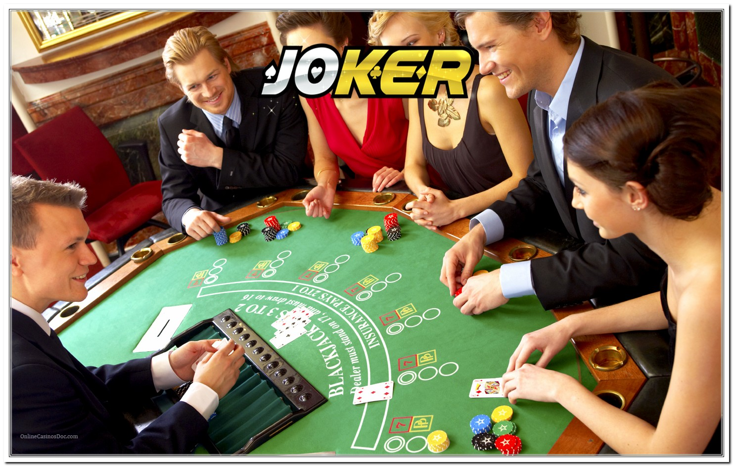 Overview To Know About Online Joker 123