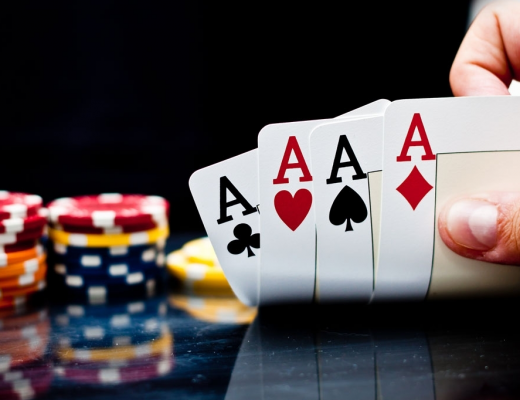 How To Select Poker Online