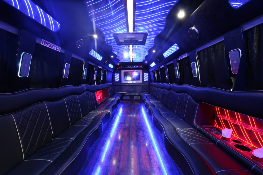 Avoid Doing This in a Limousine