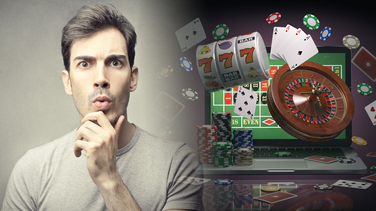 Take This Gambling Check, And You'll See Your Struggles