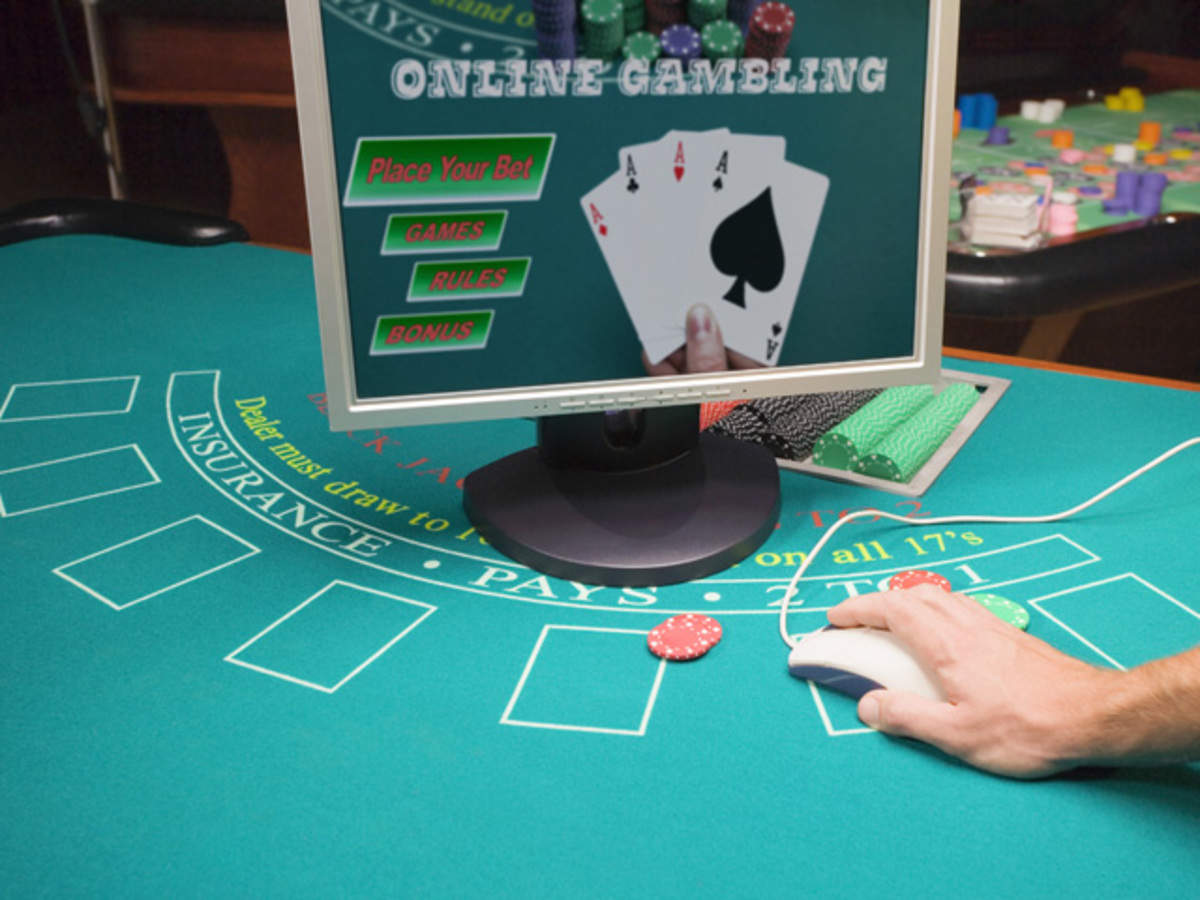 Classes, You Can Learn From Bing About Gambling